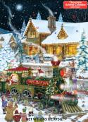 Whistle Stop Christmas Chocolate Advent Calendar