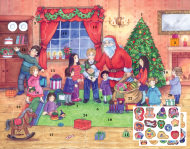 Gifts Galore Sticker Advent Calendar
