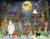 Little Goblins Countdown to Halloween Calendar
