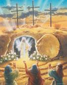 Resurrection Lenten Countdown Calendar