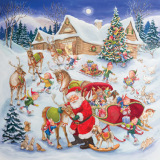 Christmas Eve Jumbo Advent Calendar
