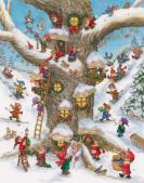 Elf Magic Advent Calendar