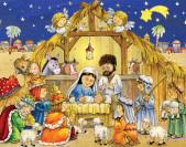 The Creche Advent Calendar