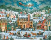 Christmas in Town Advent Calendar