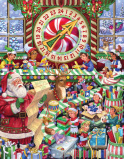 Toyland Advent Calendar