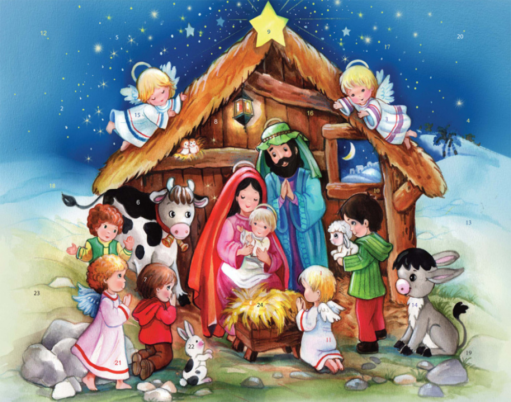 The Crib Advent Calendar