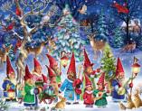 Going Gnome for Christmas Advent Calendar