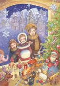 Toy Shop Advent Calendar