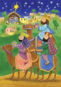 We Three Kings Advent Calendar