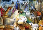 Newborn Child Advent Calendar