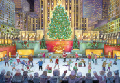 Rockefeller Center Advent Calendar