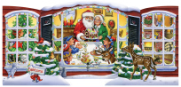 Christmas Feast Advent Calendar