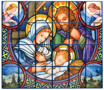 Holy Family Treasure Box Advent Calendar