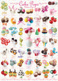 Cake Pops Jigsaw Puzzle