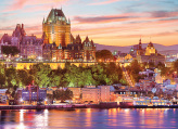 Le Vieux Quebec Jigsaw Puzzle