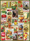 Vegetable Seeds Jigsaw Puzzle