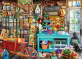 The Potting Shed Jigsaw Puzzle