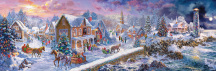 Holiday at the Seaside Jigsaw Puzzle