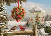The Spirit of Love Christmas Card
