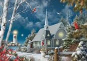 Guiding Lights Christmas Card