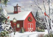 As Winter Calls Christmas Card