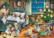 Angels Watching Advent Calendar