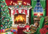 Cozy Christmas Christmas Card