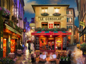 Meet Me in Paris Jigsaw Puzzle