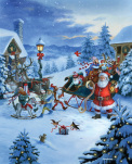 Christmas Eve Jigsaw Puzzle