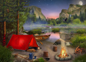 Wilderness Trip Jigsaw Puzzle