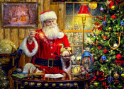 A Toy from Santa Jigsaw Puzzle