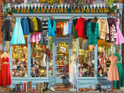 The Clothing Emporium Jigsaw Puzzle
