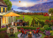 Wine Country Jigsaw Puzzle