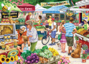 Farmer's Market Jigsaw Puzzle
