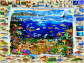 The Mediterranean Jigsaw Puzzle