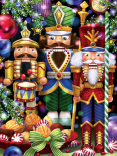 The Three Nutcrackers Jigsaw Puzzle