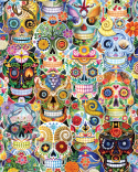 Day of the Dead Jigsaw Puzzle