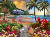 Hawaiian Life Jigsaw Puzzle