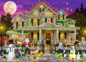 Happy Holidays Jigsaw Puzzle