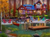 Cottage Life Jigsaw Puzzle