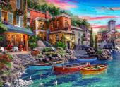 Lake Como Jigsaw Puzzle