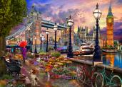 London Promenade Jigsaw Puzzle