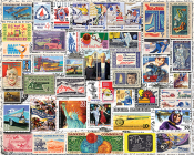 Classic Stamps Jigsaw Puzzle