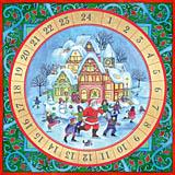 Helping Santa Jumbo Advent Calendar