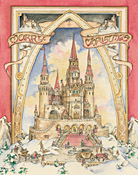 Magic Castle Advent Calendar
