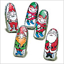 Santa & Friends Chocolates 24pc