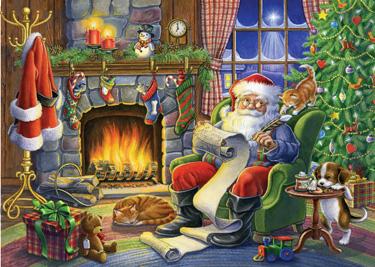 Naughty or Nice? Christmas Card