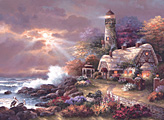 Heaven's Light Jigsaw Puzzle