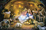 No Room at the Inn Jigsaw Puzzle