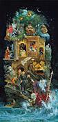 Shakespearean Fantasy Jigsaw Puzzle
